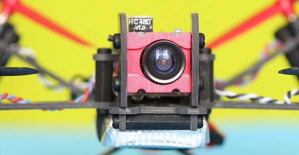 Eachine V-Tail QX110 review - Camera / FPV