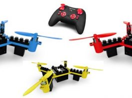 HELIWAY 902HS quadcopter