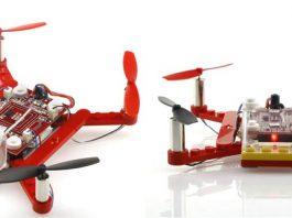 Realacc 021 DIY drone