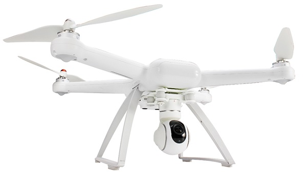 Xiaomi Mi 4k drone design