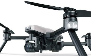 Walkera VITUS drone quadcopter