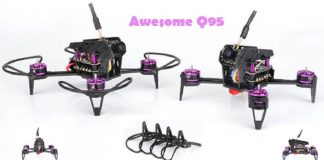 Awesome q95 drone