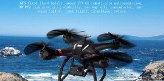 BAYANGTOYS X21 drone