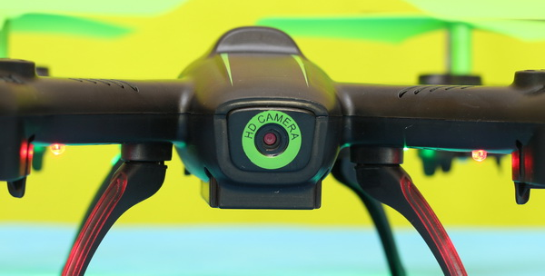 Eachine E31HW review - Camera / WiFi FPV