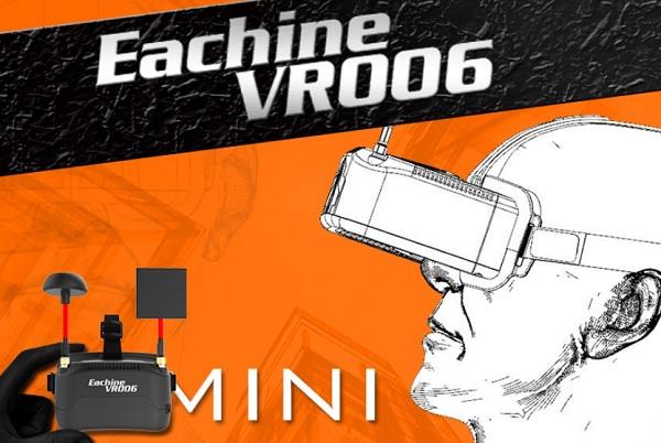 Eachine VR-006 mini FPV glasses