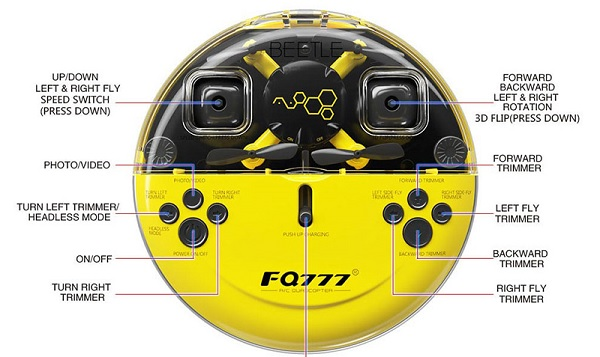FQ777 FQ04 transmitter