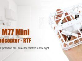 TKKJ M77 Mini cheap drone