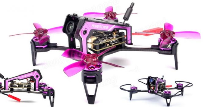 AWESOME MINI F100 brushless racing drone