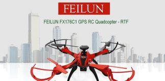 FEILUN FX176C1 GPS drone