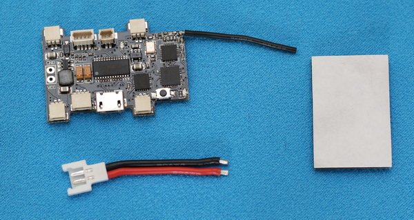 Replace AIOF3PRO Brushed flight controller