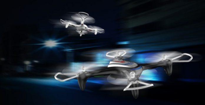 Syma X15W drone