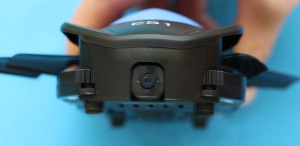 Eachine E51 drone review - Camera