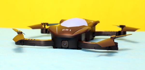 Eachine E51 drone review - Design