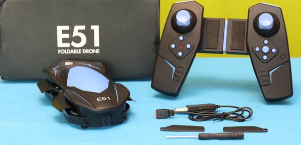 Eachine E51 drone review - Verdict