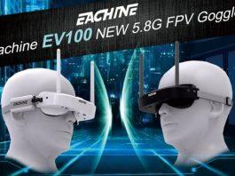 Eachine EV100 FPV glasses