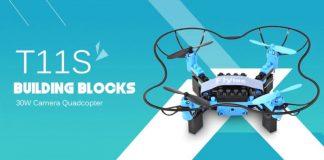Flytec T11S DIY Building Bricks drone