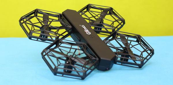 GTENG T908W drone review - Design