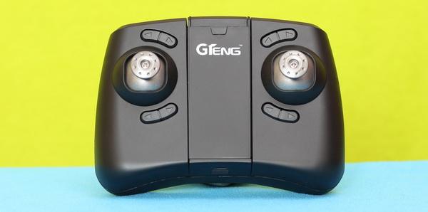 GTENG T908W review - Transmitter