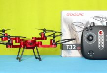 GoolRC T32 drone review