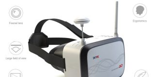 SKYRC HD FPV goggle