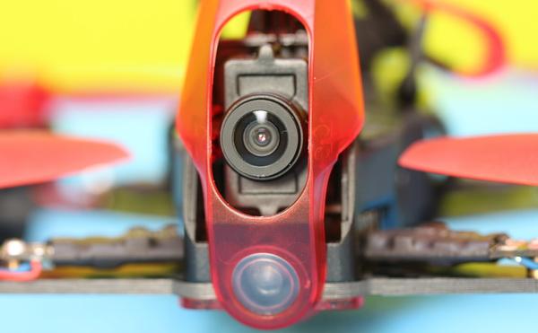 Walkera Rodeo 110 review - Camera