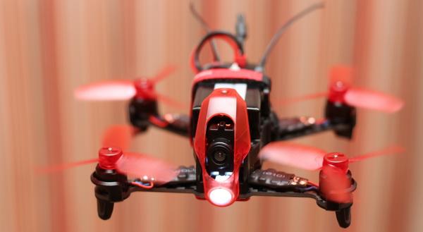 Walkera Rodeo 110 drone review - Test flight