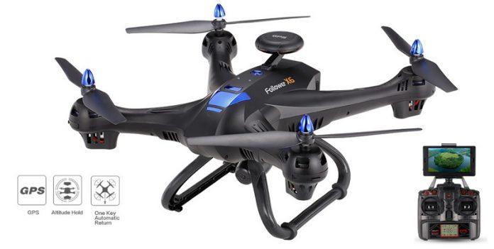 X183GPS 5.8G FPV quadcopter