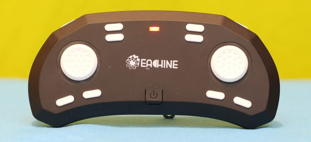 Eachine E57 drone review: Transmitter