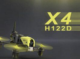 Hubsan H122D X4 STORM FPV racing drone