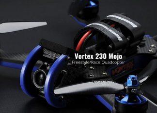 ImmersionRC Vortex 230 quadcopter