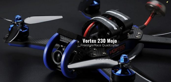 ImmersionRC Vortex 230 quadcopter