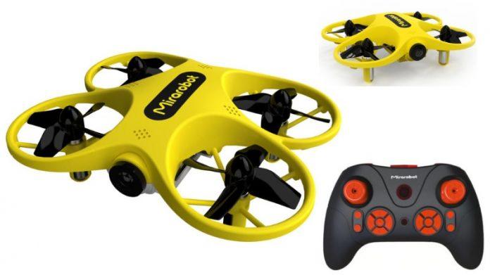 Mirarobot S60 Micro Racing quadcopter