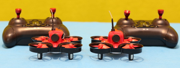 RedPawz R011 review: Comparison with Eachine E013