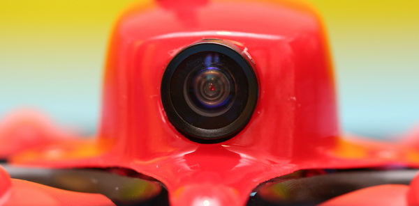 RedPawz R011 drone review - Camera