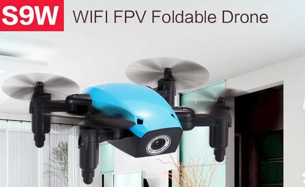 S9W drone technical specs
