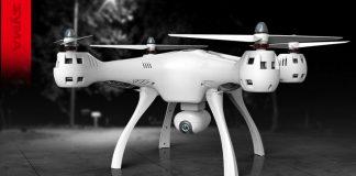 Syma X8Pro GPS quadcopter