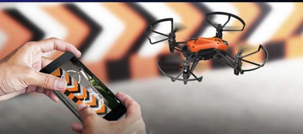 WINGSLAND X1 drone app control