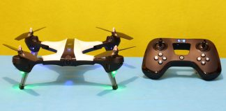 XiangYu XY017HW Falcon drone review