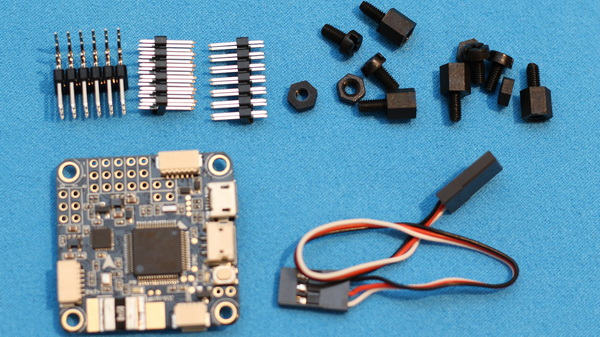 AKK F4 flight controller review: Final words