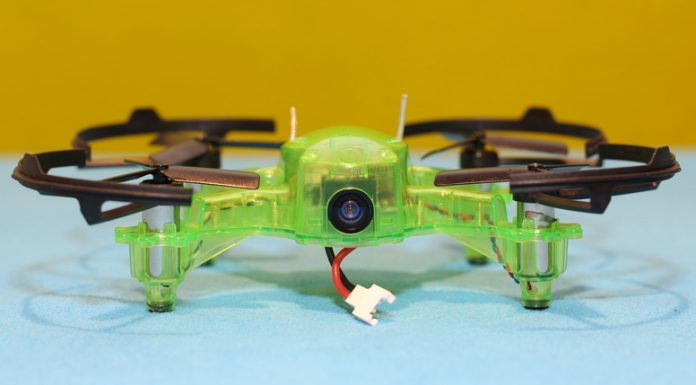 Eachine Q90C FlyingFrog drone review