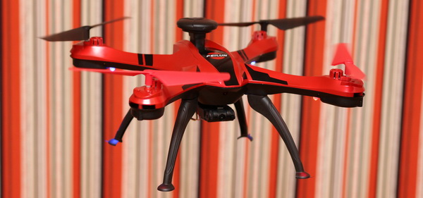 FEILUN X176C2 drone review: Maiden flight