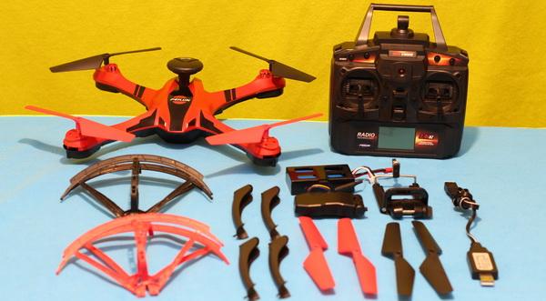 FEILUN FX176C2 drone review: Verdict