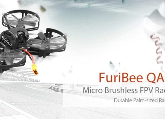 FuriBee QAV95 micro brushless Whoop