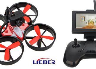 Lieber Birdy 1060 FPV drone under $100