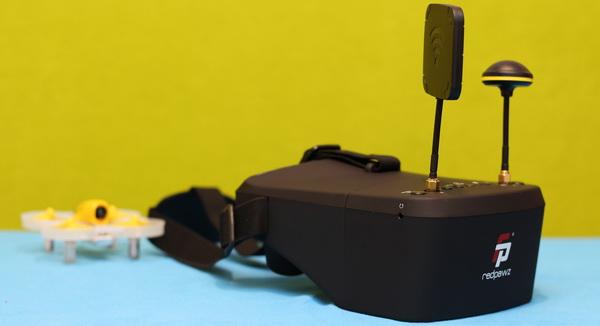 Redpawz EV800 Pro review: Diversity dual antenna system