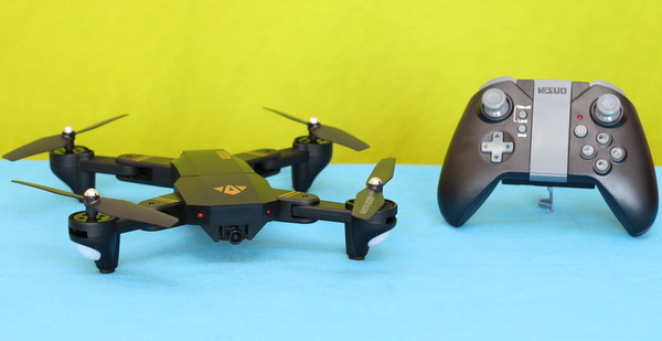 VISUO XS809HW drone with 30% discount during 11.11