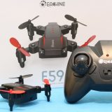 Eachine E59 Min quadcopter review