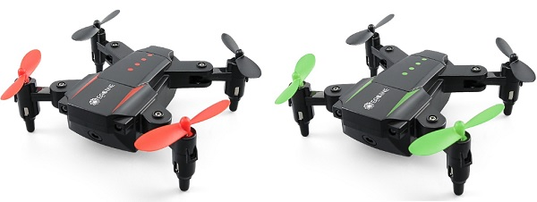 Eachine E59 Mini drone review: Available colors
