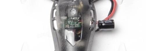 Emax Babyhawk-R weird capacitor
