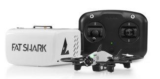 Fat Shark 101 FPV combo Drone kit